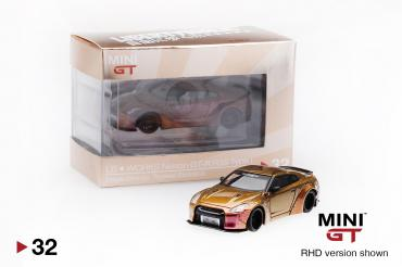 LB★WORKS Nissan GT-R (R35) Magic Bronze