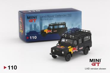 Land Rover Defender 110 Red Bull LUKA