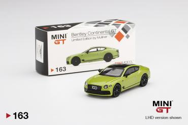 Bentley Continental GT  Limited Edition by Mulliner