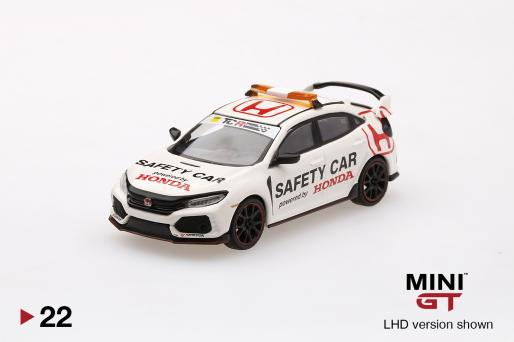 Honda Civic Type R (FK8) ADAC TCR Germany  Safety Car