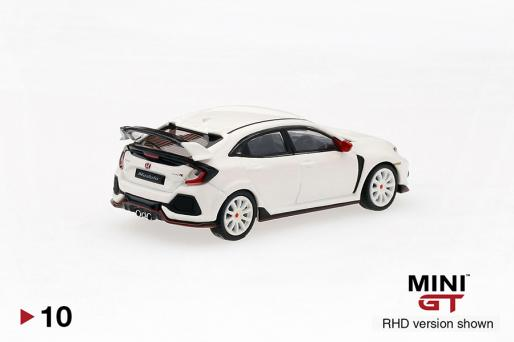 Honda Civic Type R (FK8) Championship White Modulo Edition
