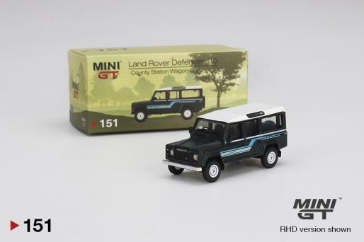 Land Rover Defender 110  1985 County Station Wagon Grey