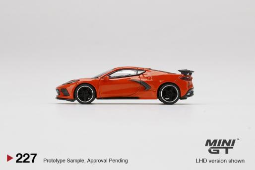 Chevrolet Corvette Stingray Sebring Orange Tintcoat